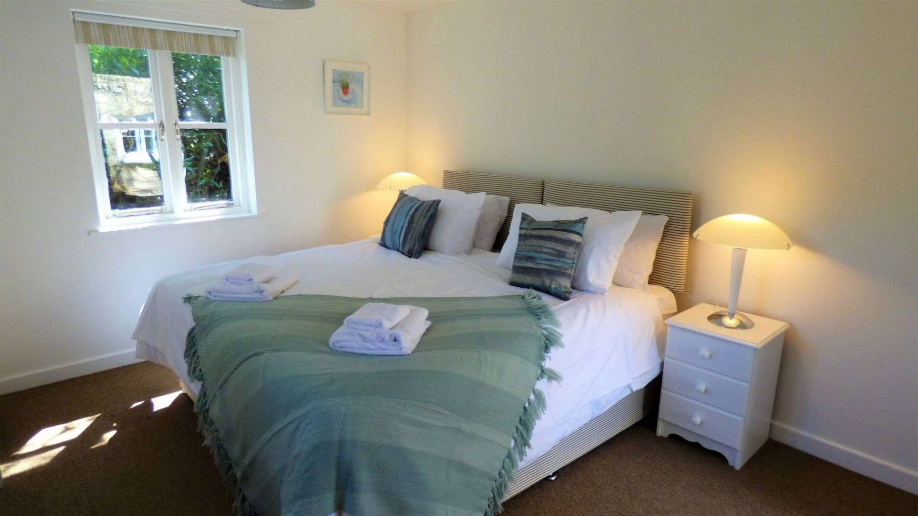 Cappy Cottage - Annexe bedroom